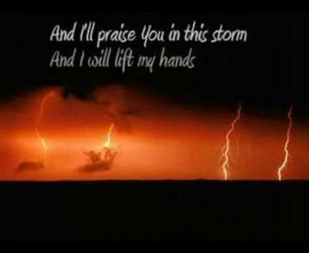 Read more about the article Casting Crowns – Praise You In The Storm