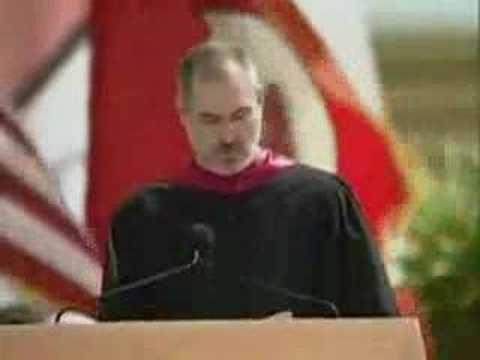 Read more about the article Steve Jobs – Stanford University – 1 of 2