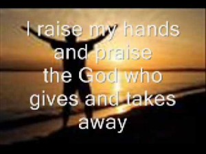 Read more about the article Casting Crowns – Praise You In This Storm