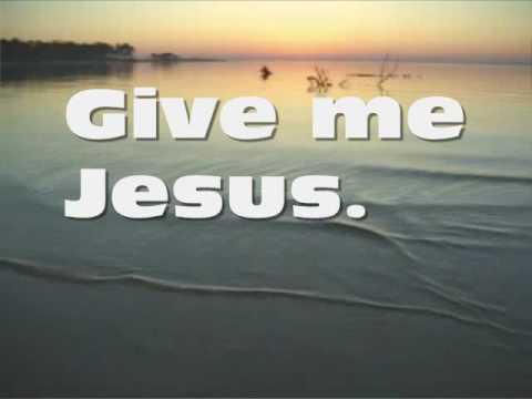 Read more about the article Jeremy Camp – Give Me Jesus