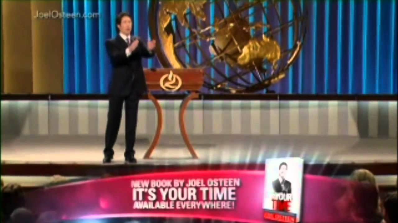 Read more about the article Joel Osteen – I LIVE MY LIFE HAPPY