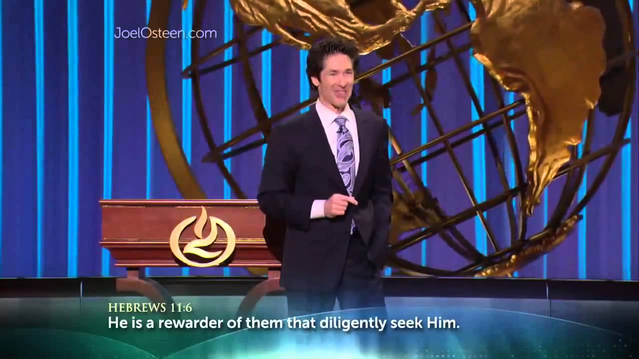Read more about the article Joel Osteen – How to feel God Presence in your