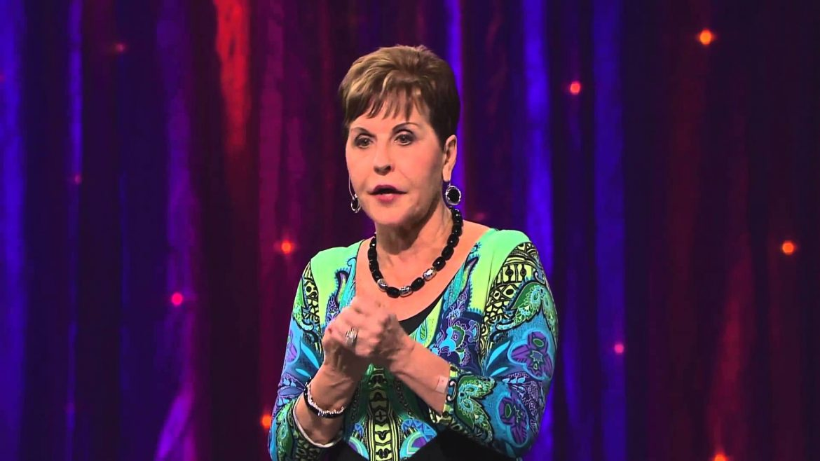 Read more about the article Joyce Meyer, What About Me