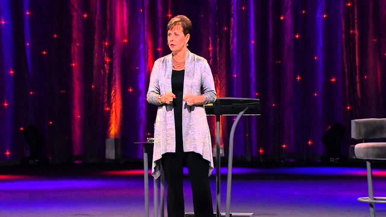 Read more about the article Joyce Meyer – It's Time to Invest in Yourself