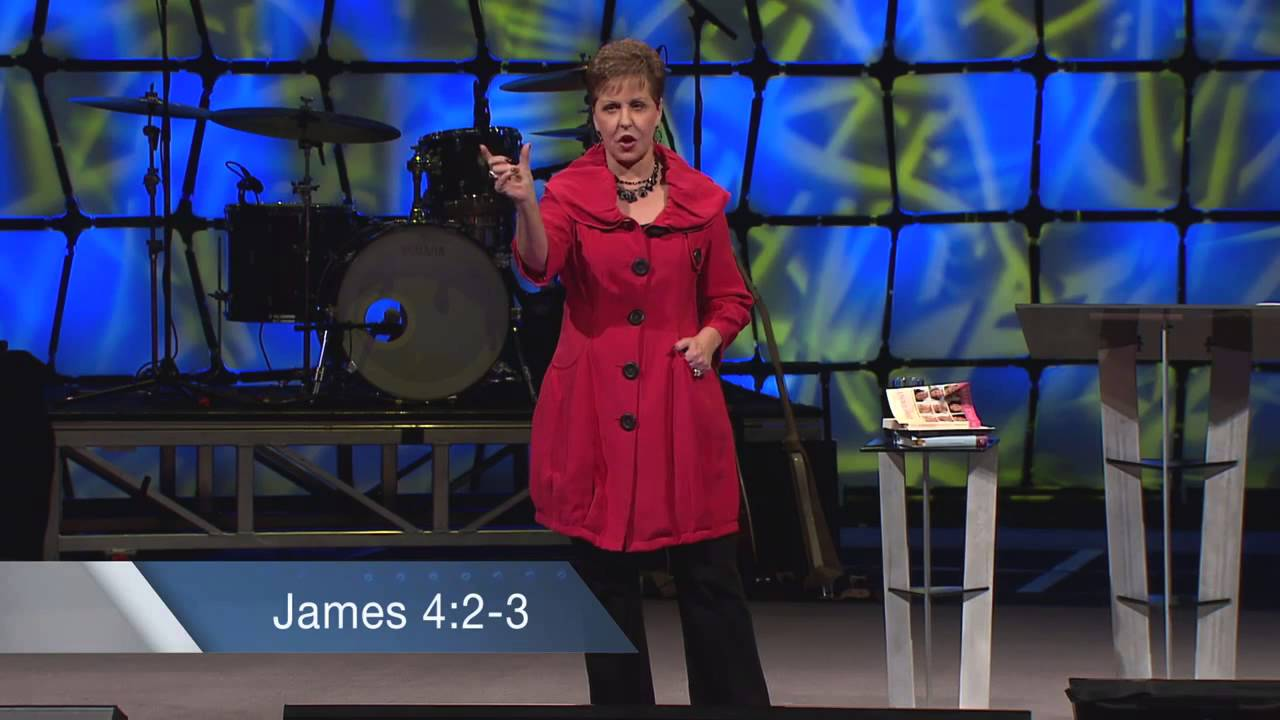 Read more about the article Joyce Meyer, A Confident Attitude