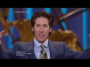 Read more about the article Joel Osteen – Build Up Yourself