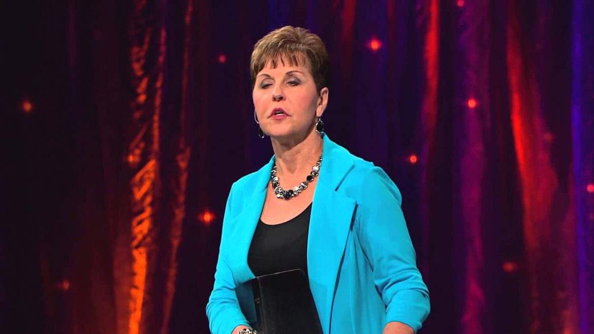 Read more about the article Joyce Meyer – The Power of Right Thinking
