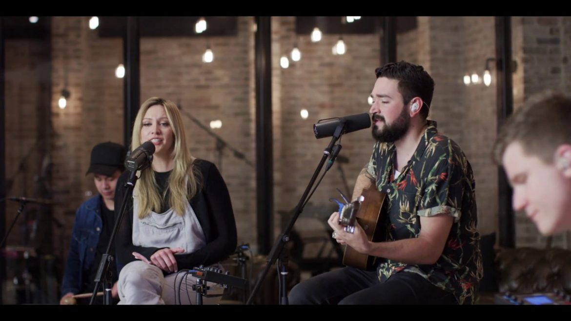 Read more about the article Hillsong Young & Free – Love Won't Let Me Down (Acoustic)