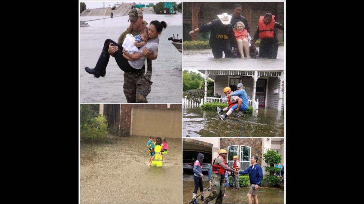 Read more about the article Pray for Houston Texas, Hurricane Harvey causes floods