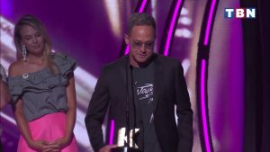 Read more about the article 2018 Male Artist of the Year Award Acceptance Speech by TobyMac