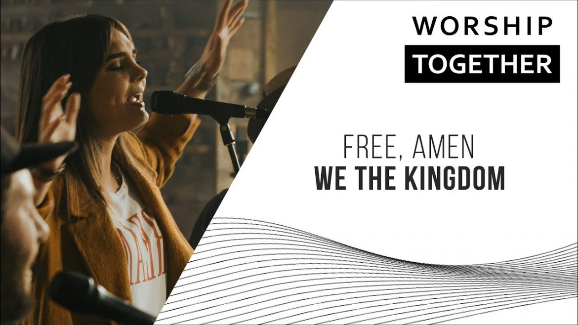Read more about the article Free, Amen // We The Kingdom // New Song Cafe