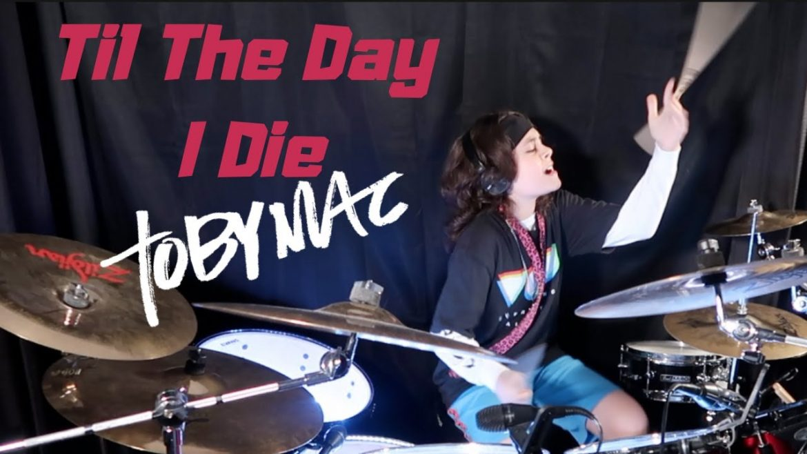 Read more about the article TobyMac – Til The Day I Die – Feat. NF – Drum Cover